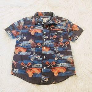 Cherokee boy's shirt, size 6/7